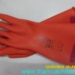 Găng tay cách điện Novax class 1
