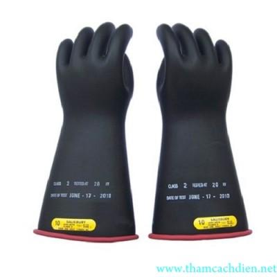 Găng tay cách điện cao áp CPS006