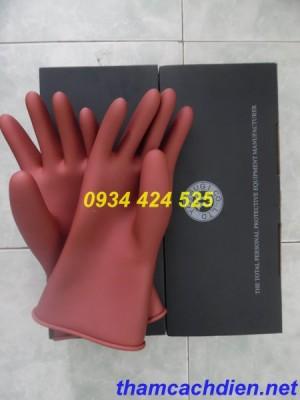Găng tay cách điện hạ áp Yotsugi 1kv